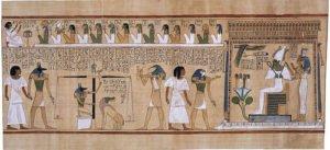 Osiris Judgement of the Dead