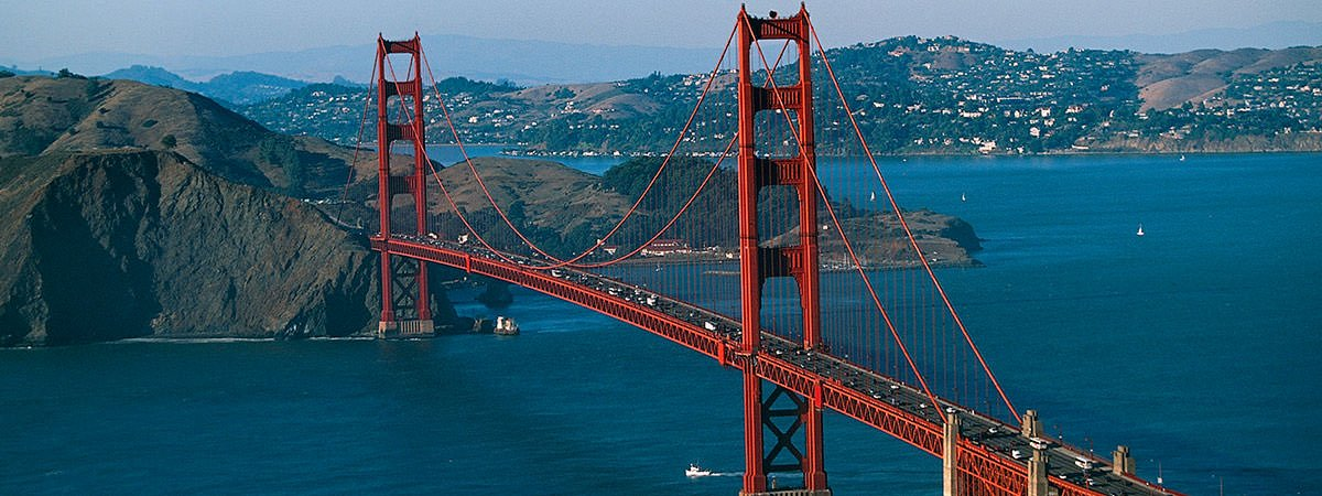 Golden Gate Bridge Facts Featured