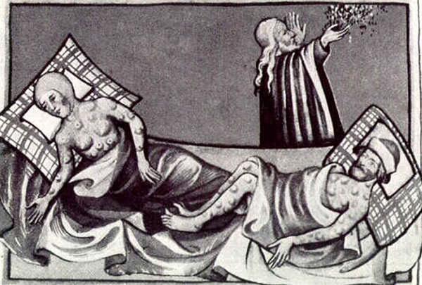 Black Death In Bible