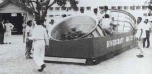 NANDI hovercraft