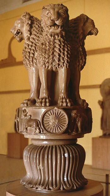Lion Capital of Ashoka