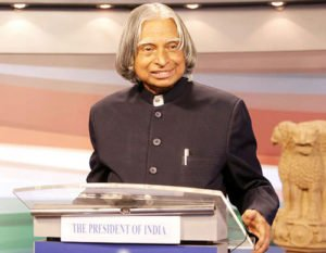 President APJ Abdul Kalam