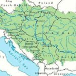 Danube River Basin Map