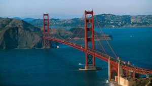 The Golden Gate Bridge