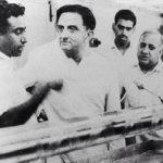 Abdul Kalam with Dr. Vikram Sarabhai