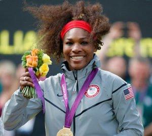 Serena Williams Olympics Gold