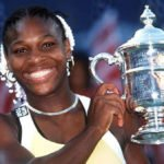 Serena at 1999 US Open
