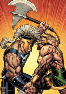 Ares Versus Hercules