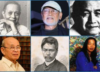 Famous Filipino Artists Featured