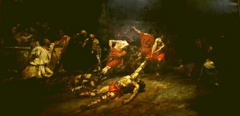 Spoliarium (1884)