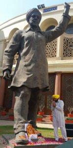 Bhagat Singh Statue Indian Parliament