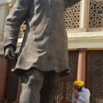Bhagat Singh Statue Indian Parliament