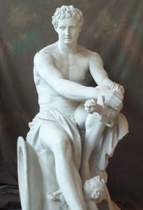 The Ludovisi Ares