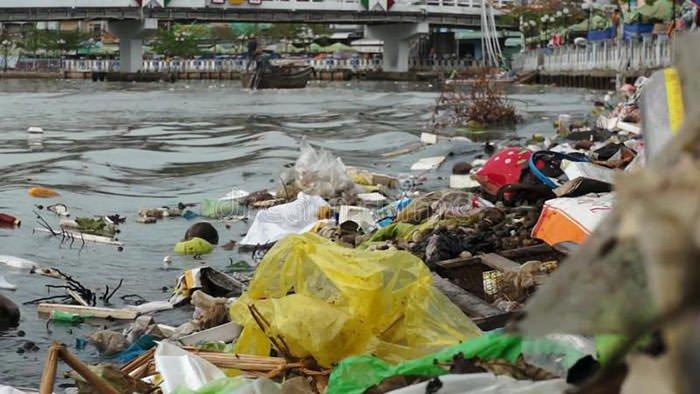 Mekong River Pollution