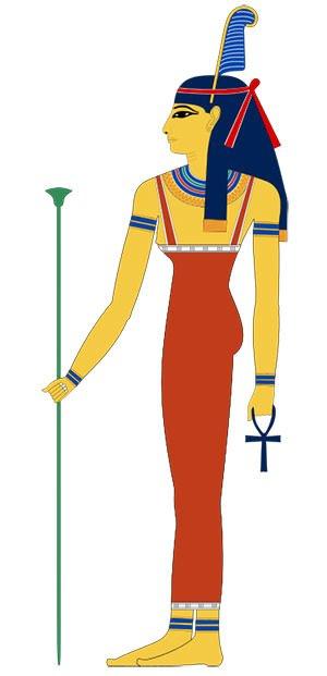 The Goddess Ma'at
