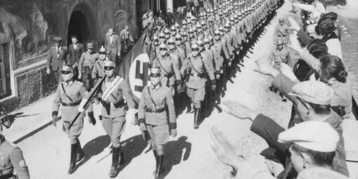 Annexation of Austria in 1938