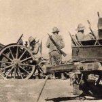 Italian artillery in Ethiopia in 1936
