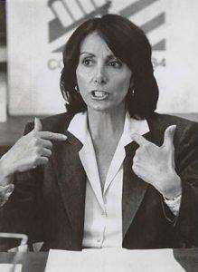 Nancy Pelosi in 1984