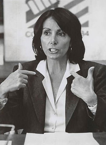 Nancy Pelosi in 1987