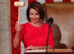 Nancy Pelosi - House Speaker in 2019
