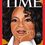 Oprah on TIME magazine