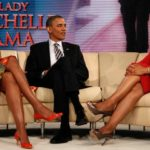 Barack and Michelle Obama on The Oprah Winfrey Show