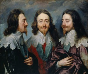 Charles I in Three Positions (1636)