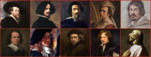 Famous Baroque Artists Featured