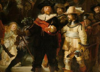 Famous Baroque Paintings Featured