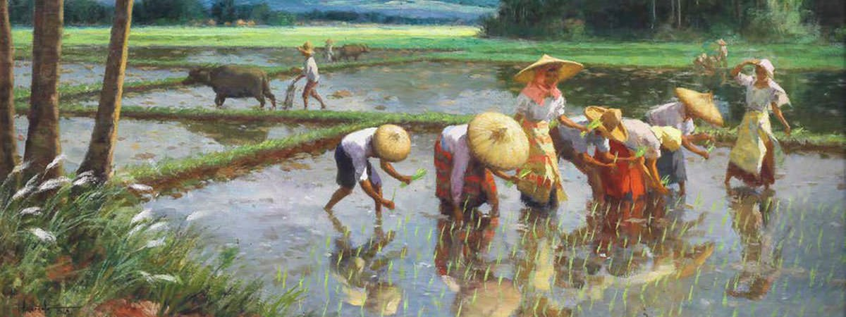Famous Filipino Paintings Featured