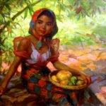 Fruit Gatherer (1950)