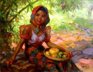 Fruit Gatherer (1950)