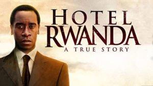 Hotel Rwanda Poster