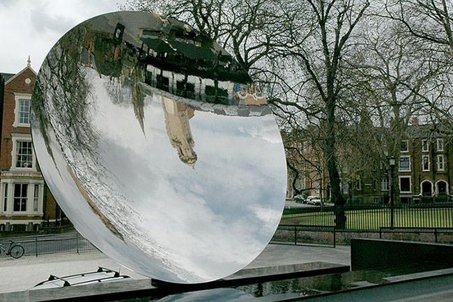 Sky Mirror, Nottingham (2001)