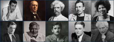 10 Best American Novelists And Their Most Famous Works