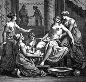 Birth of Hercules