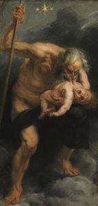 Cronus Devouring One of his Children