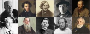 Famous Russian Novelists Featured