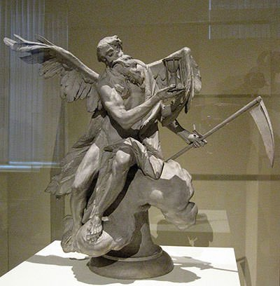 Statue of Cronus