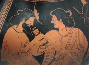 Hermes and Maia