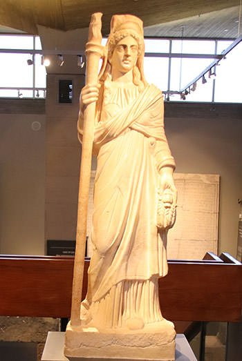 Marble Statue of Persephone