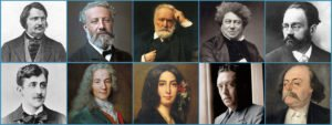 Famous French Novelists Featured