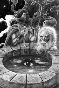 Odin and Mimir's Head