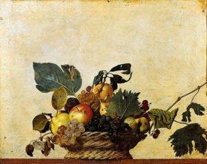 Basket of Fruit (1599)