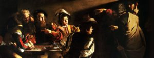 Caravaggio Famous Paintings Featured