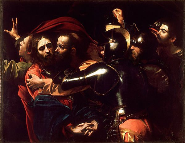 The Taking of Christ (1602)