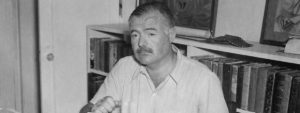 Ernest Hemingway Writing Style Featured