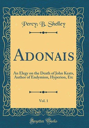 Adonais - P.B. Shelley