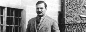 Ernest Hemingway Featured