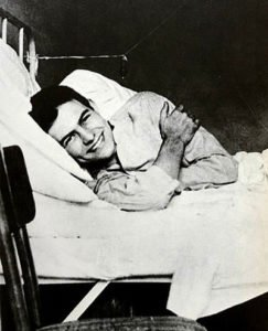 Ernest Hemingway Red Cross